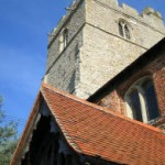 Our beautiful church