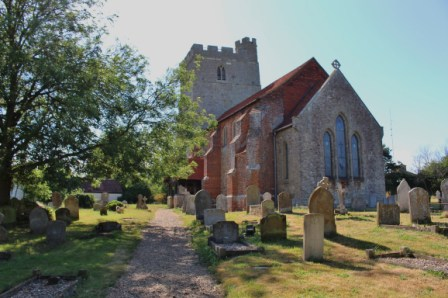 The Friends of St Mary's Peldon