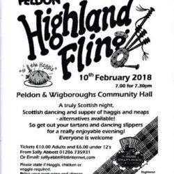Poster for Highland Fling 2018 sharpened squred & compressed