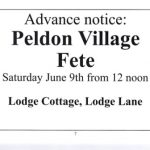 2018 Peldon fete prelim advert - cropped & compressed