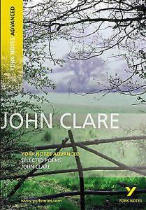 John Clare - book image