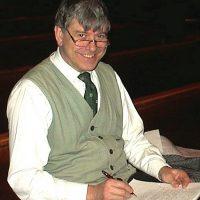 Pic of Prof Bill Tamblyn